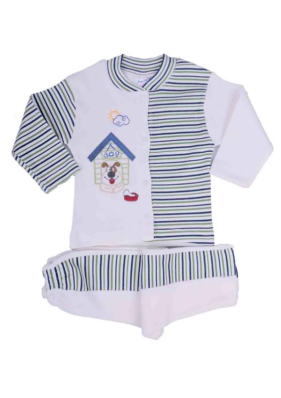 SİMİSSO - Simisso Bebek Takımı 056   Yeşil