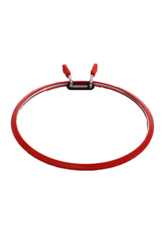 SİMİSSO - Simisso Çelik Kasnak 21 Cm 921 | Kırmızı