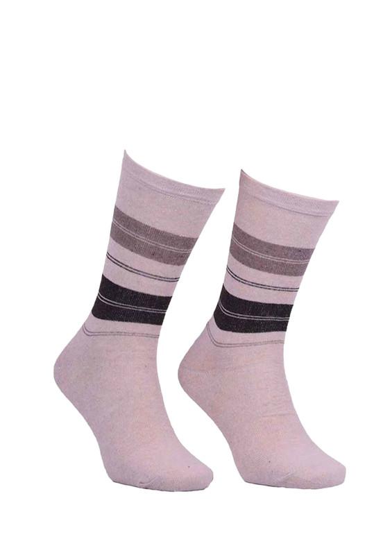 SİMİSSO - Simisso Erkek Likralı Çorap 875