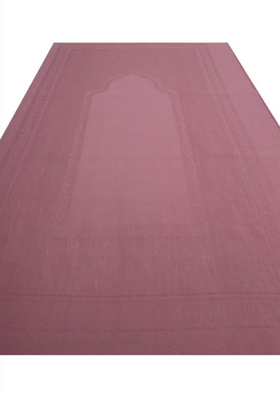 SİMİSSO - Simisso İşlemelik Hazır Seccade 138 | Pudra