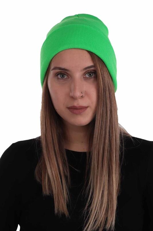 SİMİSSO - Simisso Katlamalı Bere | Yeşil