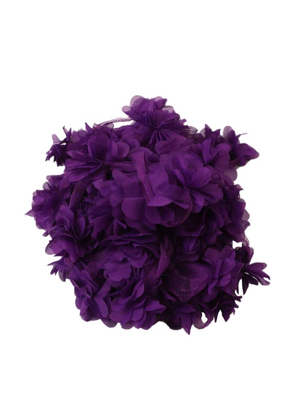 SİMİSSO - Simisso Lazer Kesim Çiçek 632 | Mor