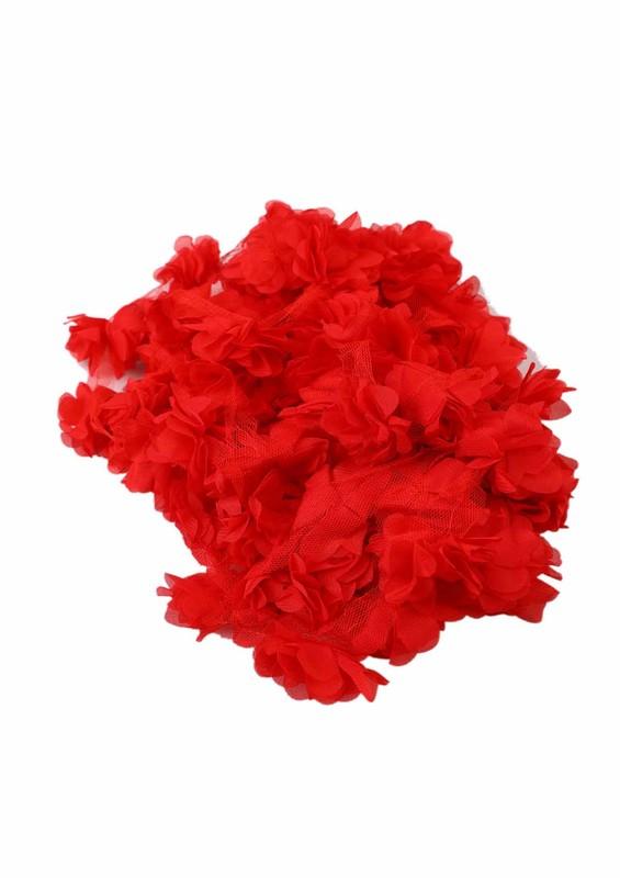 SİMİSSO - Simisso Lazer Kesim Çiçek 656 | Kırmızı