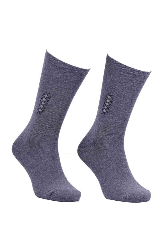 SİMİSSO - Simisso Likralı Erkek Çorap 905