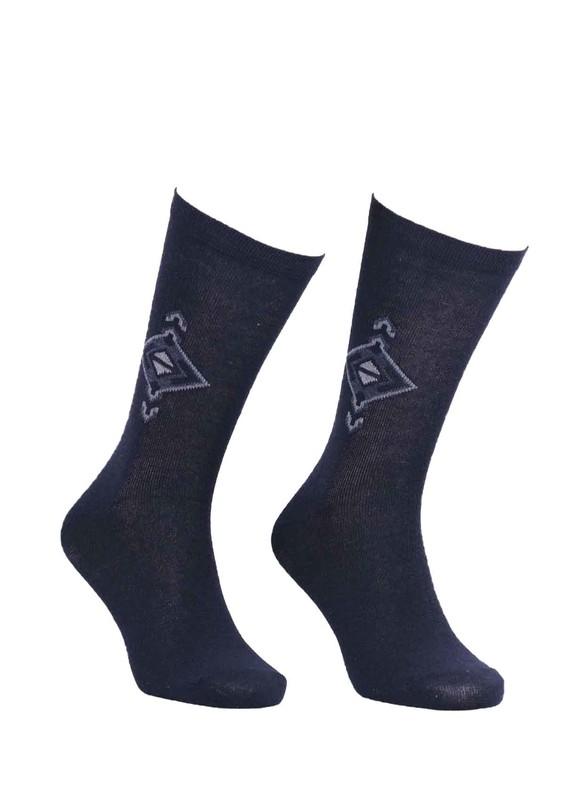SİMİSSO - Simisso Likralı Erkek Çorap 929