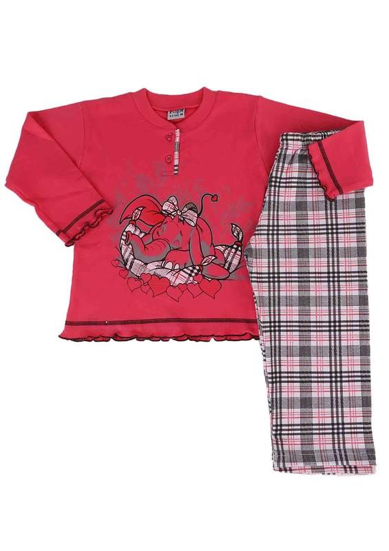 SİMİSSO - Simisso Pijama Takımı 021   Pembe