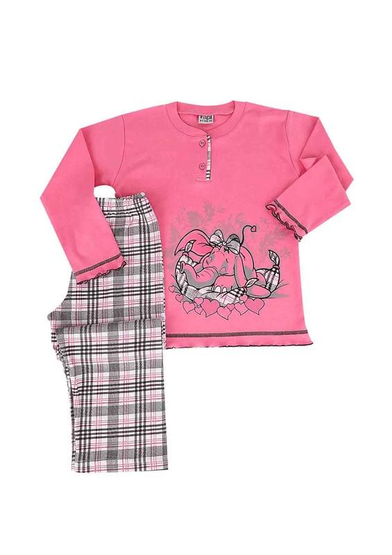 SİMİSSO - Simisso Pijama Takımı 021   Pudra