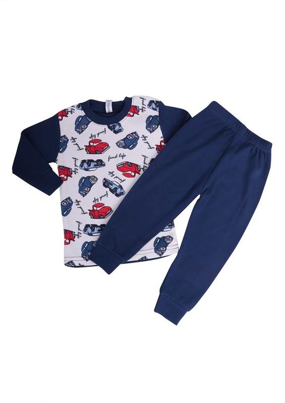 SİMİSSO - Simisso Pijama Takımı 105 | Lacivert