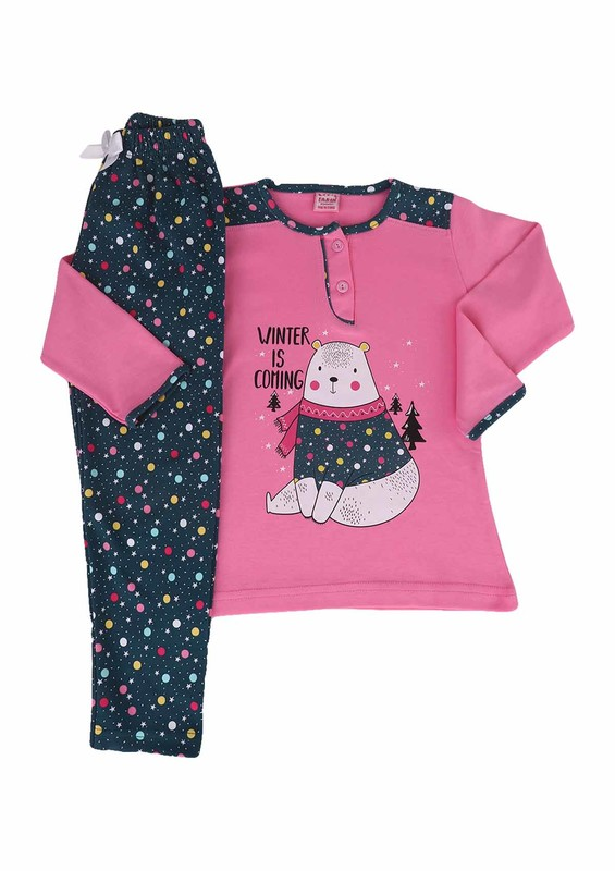 SİMİSSO - Simisso Pijama Takımı 477   Pembe