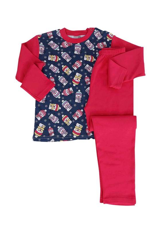 SİMİSSO - Simisso Pijama Takımı 9844   Lacivert