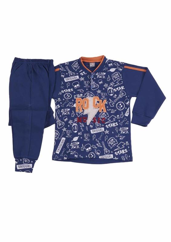 SİMİSSO - Simisso Pijama Takımı 985 | İndigo
