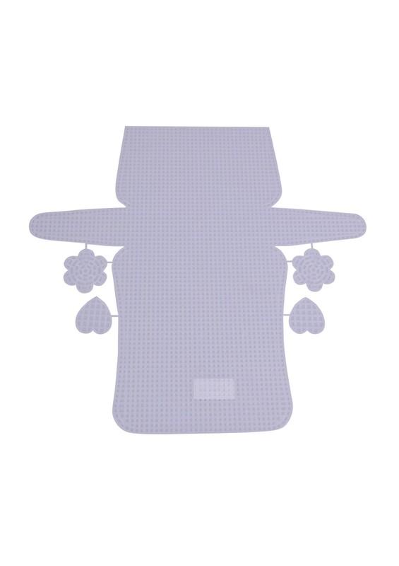 SİMİSSO - Simisso Plastik Çanta Kanvası 7899   Beyaz