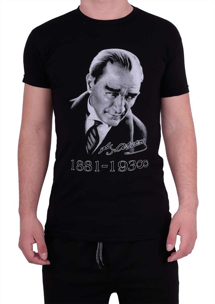 Simisso T-Shirt 216 | Siyah