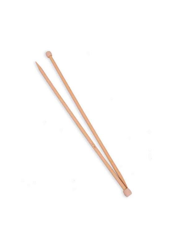 SULTAN - Sultan Bambu Örgü Şişi 35 Cm | Standart