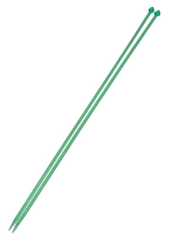 SULTAN - Sultan Havalı Şiş 35 cm Yeşil 4 mm
