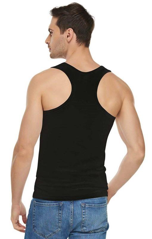TUTKU ELİT - Tutku Elit Erkek Elastan Spor Atlet 1304   Siyah