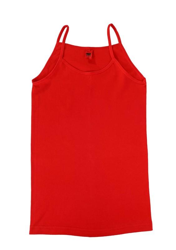 TUTKU - Tutku Ribana İp Askılı Kadın Atlet 135 | Kırmızı