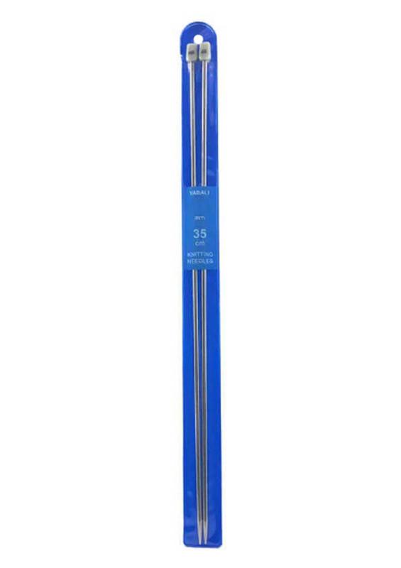 YABALI - Yabalı Titanyum Örgü Şişi 35 cm   Standart