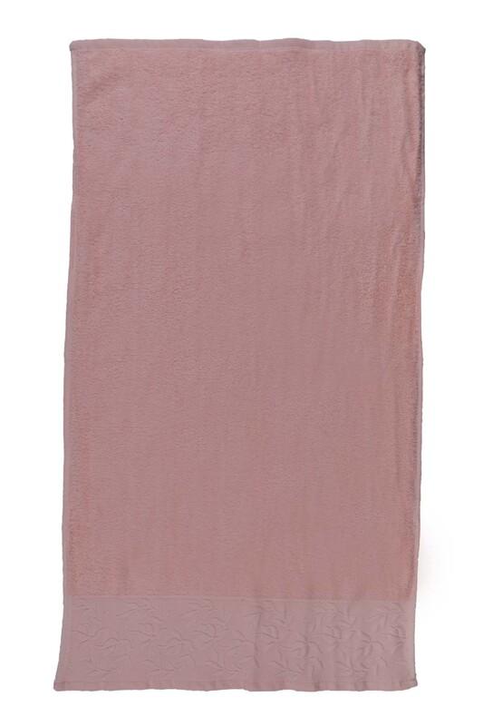 HAZANGÜLÜ - Hazangülü Tuana El ve Yüz Havlusu 50x90 cm | Yavruağzı