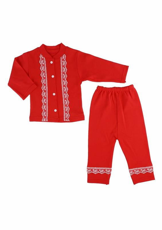 ZEMBABY - Zem Baby Bebek Takımı 063   Fuşya
