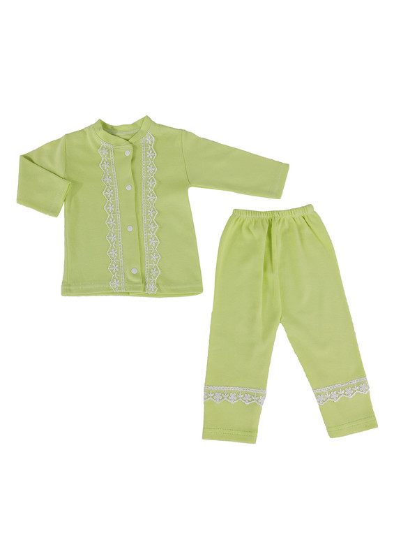 ZEMBABY - Zem Baby Bebek Takımı 063   Yeşil